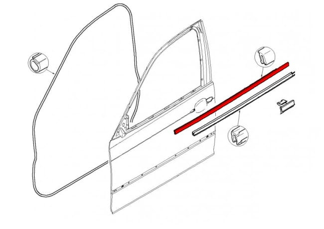Bmw E46 Side Mirror Wiring Diagram - Wiki Share