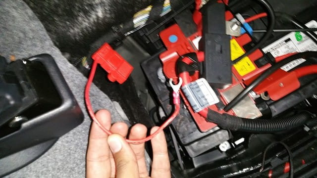 bmw e90 battery replacement e91 e92 e93 pelican parts diy i am replacing my battery and ended up this extra connector cant seem to where it goes not in the guide as far as i can tell