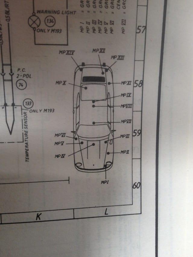 Porsche 911 electrical problem troubleshooting 911 (1965 89 on porsche 944 power seat wiring diagram Porsche 964 Wiring 1985 Porsche 911 Wiring-Diagram