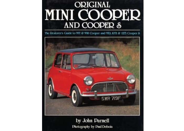 Mini Cooper Cooper S R50r52r53 Tools Books Books