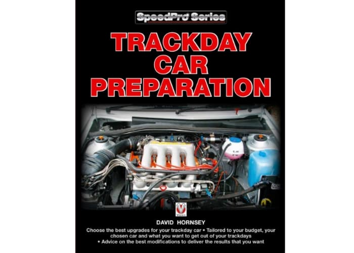 Trackday Car Preparation, Paperback