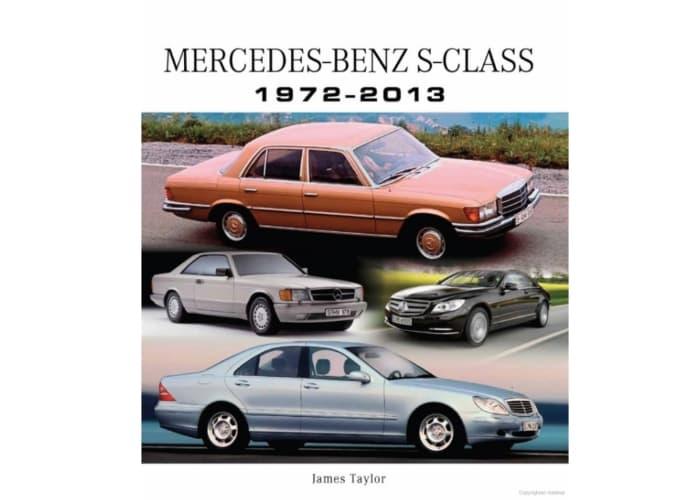 Mercedes-Benz S-Class 1972 - 2013
