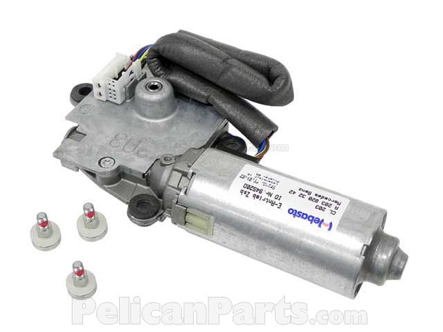 Sunroof Motor Mercedes-Benz 203 820 31 42