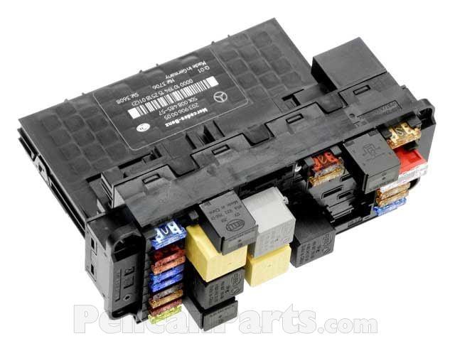 2039060005 M44 mercedes benz clk class (2003 2009) w209 switches, motors, relays