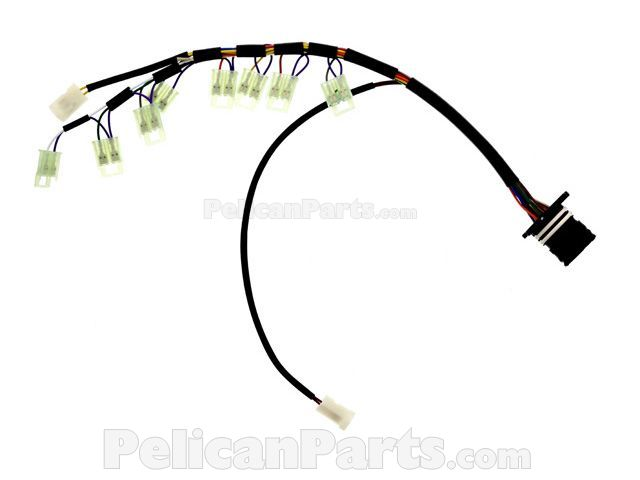 bmw x5 wiring harness bmw wiring harness with temperature sensor for automatic trans a5s  wiring harness with temperature sensor