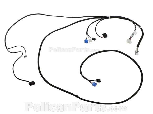 convertible top wiring harness 54348243267