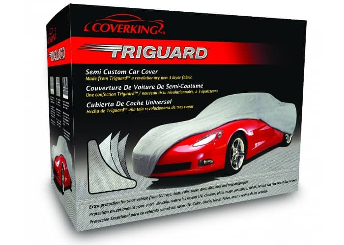 coverking light weather triguard cover universal fit for coupes and sedans. Black Bedroom Furniture Sets. Home Design Ideas