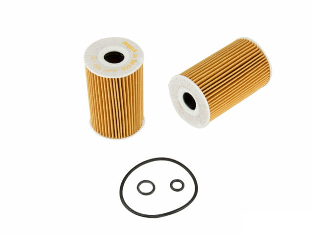 MAHLE Original OX 33D Oil Filter