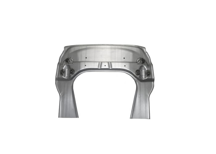 Front Suspension Floor Pan, Without Tow Hook