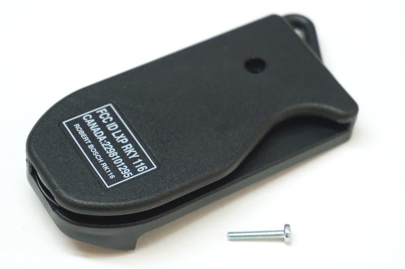 Genuine Porsche 993 95-98 Switchblade Key LOWER Housing 993-637-149-02