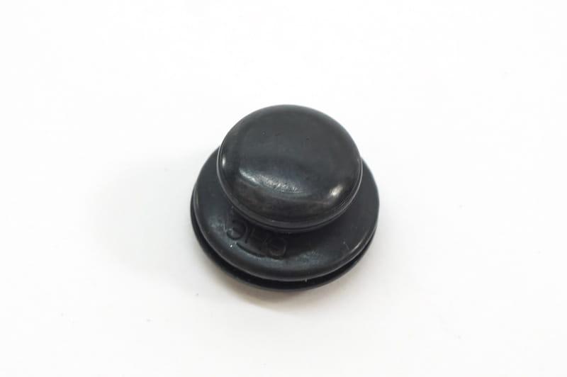 Tenax Fastener, Cap only, black