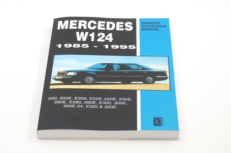 PEL H761 mercedes benz e class (1987 1995) w124 books & technical Basic Electrical Wiring Diagrams at suagrazia.org