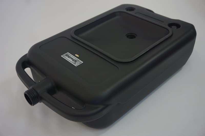 Oil Drain/Storage Pan 10-liter capacity