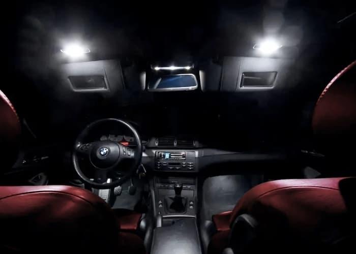 Ziza Master Led Interior Lighting Kit For E46 Coupes