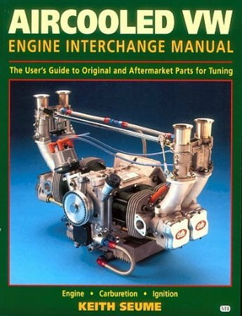 air cooled vw engine interchange manual pelicanparts com rh pelicanparts com Volkswagen Stickers Volkswagen Golf 2000