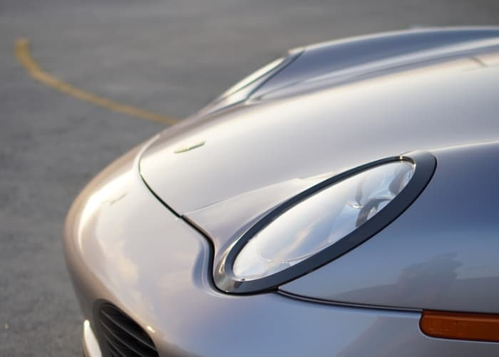 Headlight Covers Porsche 911 996 Mk2 2002 2004
