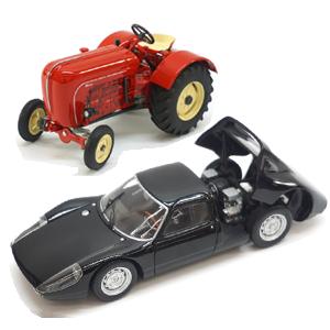 Porsche Scale Models